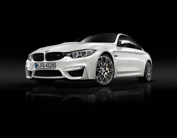 BMW-M3 M4 Competition Package
