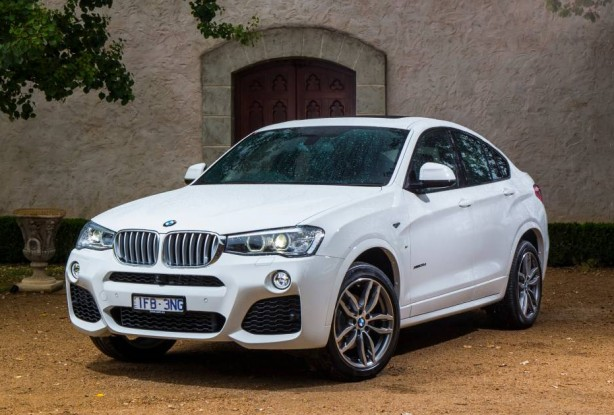 BMW-xdrive35d-x4-new-australia