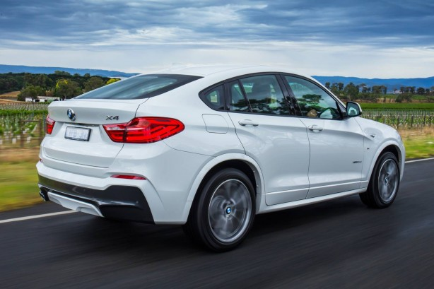 BMW-xdrive35d-x4-new-australia-road-rear