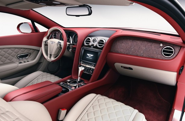 Bentley Continental Stone Veneer