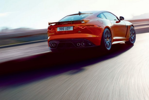 Jaguar-F-Type-SVR-leak-rear-quarter