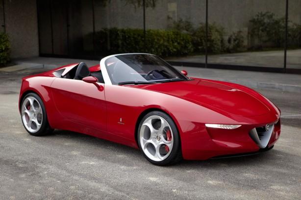 Pininfarina-Alfa-Romeo-2uettotanta concept