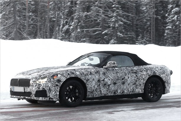 bmw-z5-spy-photo-front-quarter