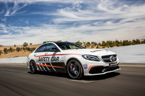 mercedes-amg-c-63-s-safety-car-bathurst-12h-front-quarter