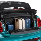 mini convertible luggage space
