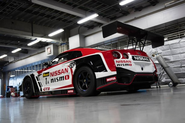 nissan-bathurst-12-hour-defence-nismo-GTR-rear-photo