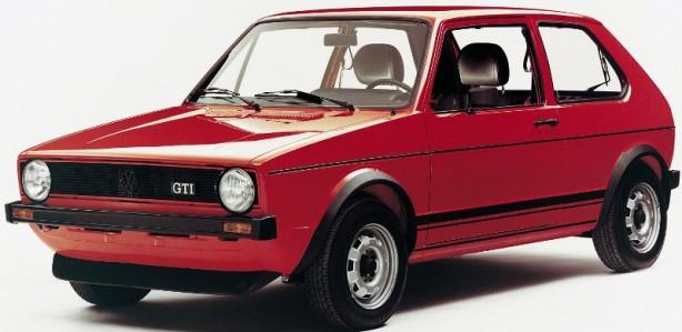 volkswagen-golf-GTI-Mk1 front quarter