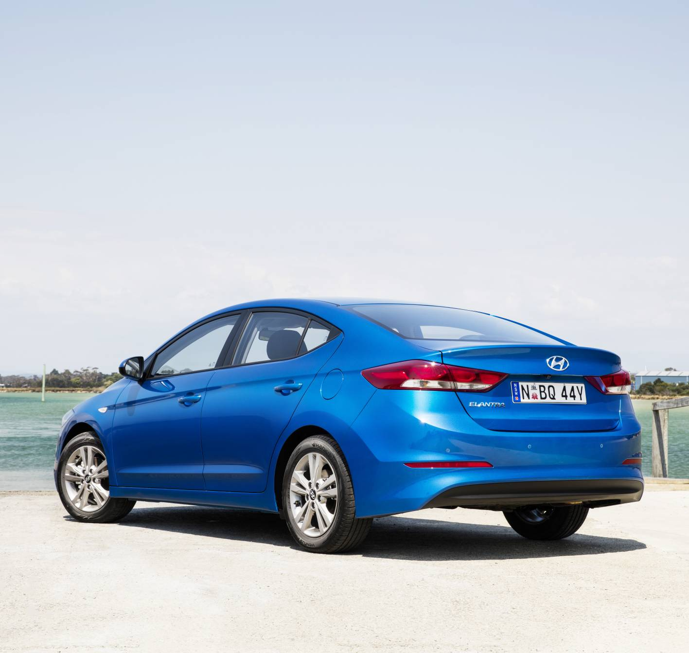 2017 Hyundai Elantra Gt Transmission: All-new 2016 Hyundai Elantra Comes Further Refined