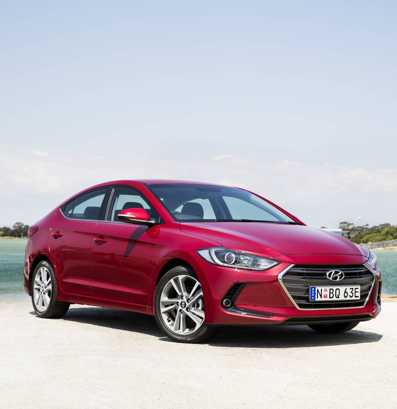All-new 2016 Hyundai Elantra Comes Further Refined