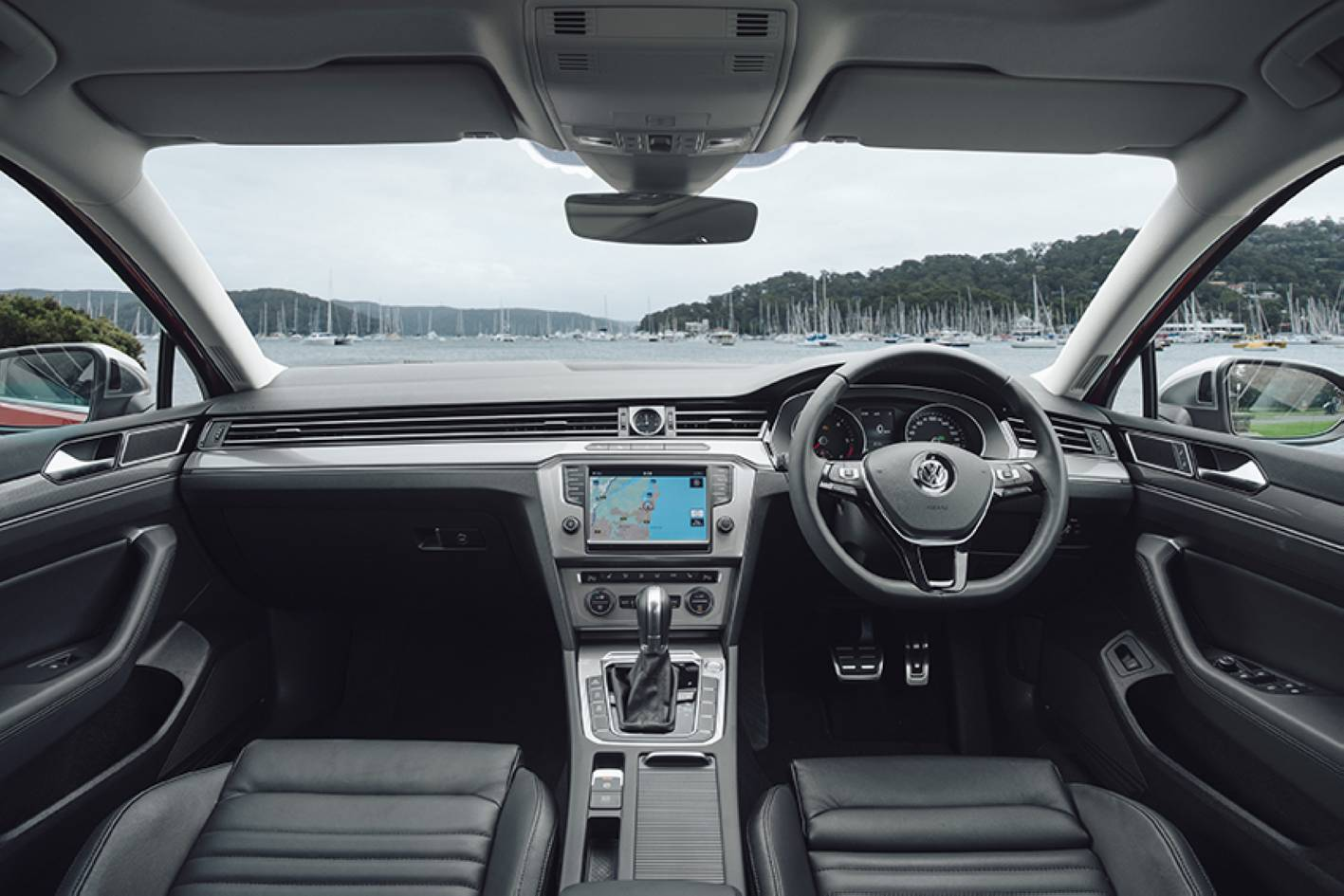 2016 volkswagen passat alltrack pricing and specification for Volkswagen passat interior