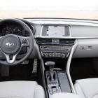2017 Kia Optima Sportswagon interior