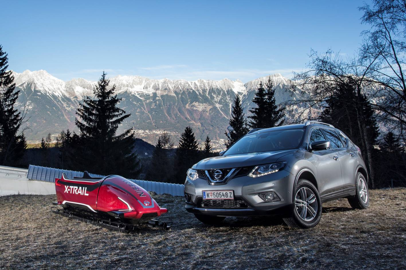 the all new 2016 nissan x trail bobsleigh. Black Bedroom Furniture Sets. Home Design Ideas