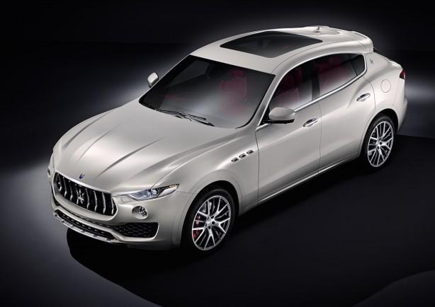 forcegt Maserati_Levante_front quarter