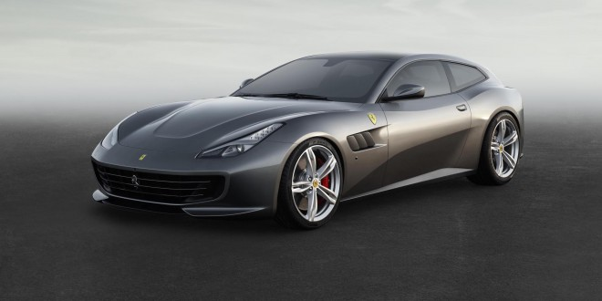 Goodbye Ferrari FF. Hello Ferrari GTC4Lusso