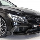 mercedes-amg-c-63-s-brabus-tuned-front-bumper