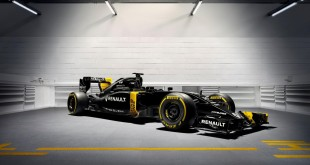 renault f1 re16 - front three quarter