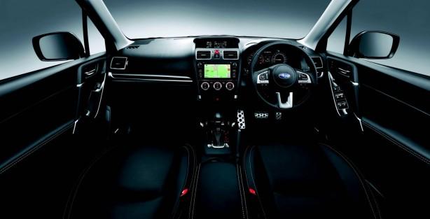 subaru cars news-2016-subaru-forrester-interior
