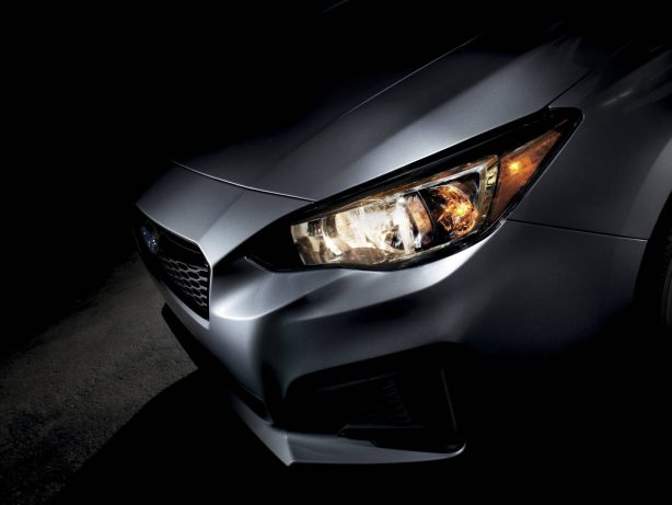 2016 Subaru Impreza teaser