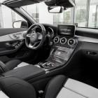 2017 mercedes-amg c63 cabriolet interior