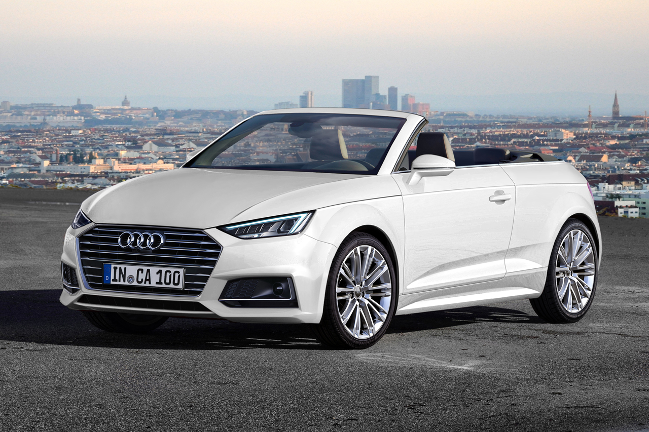 Audi A1 Cabriolet Likely For Next Generation Model Forcegt Com