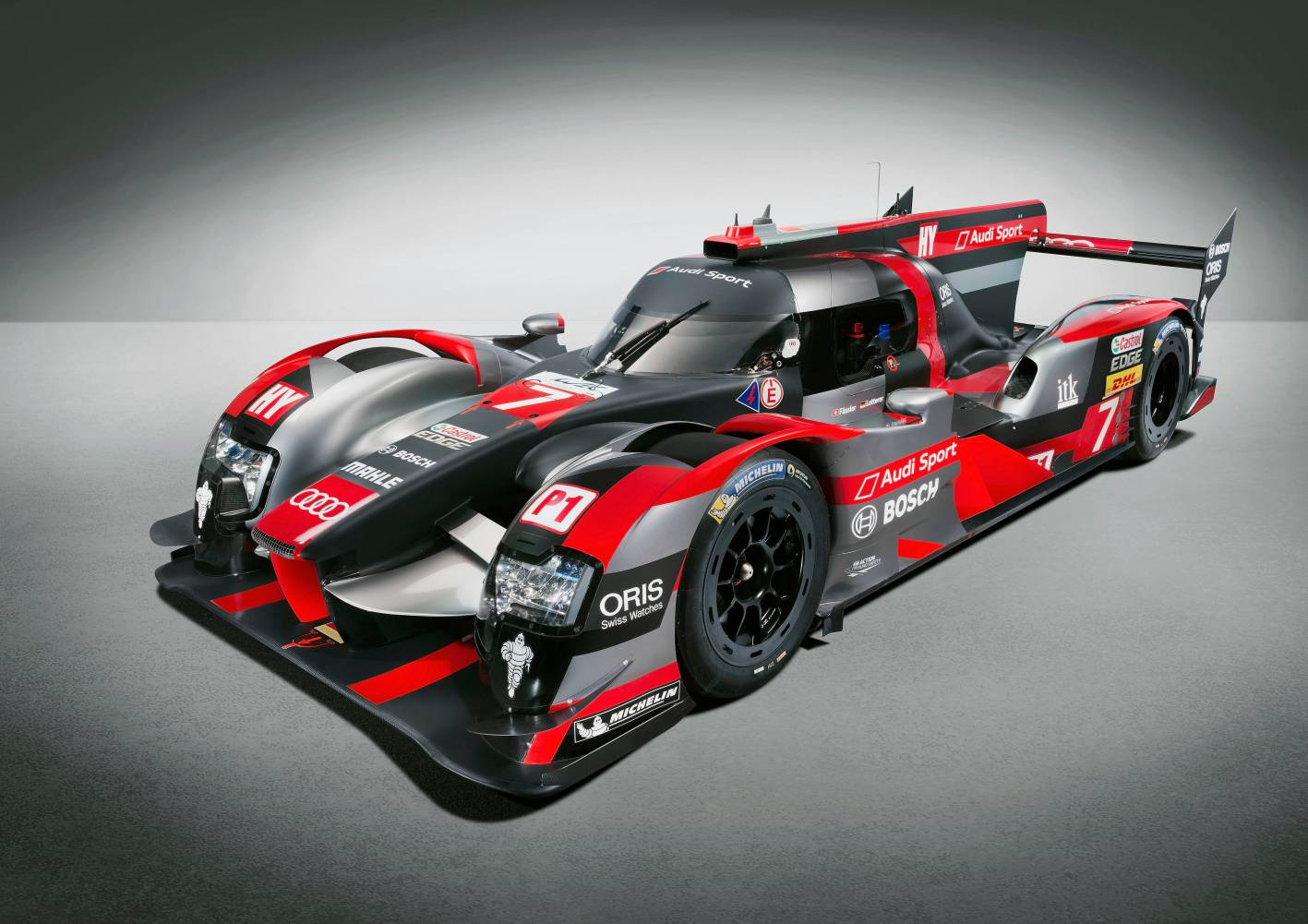 Audi Cars  News Audis Latest R18 LMP1 Car is the fastest yet