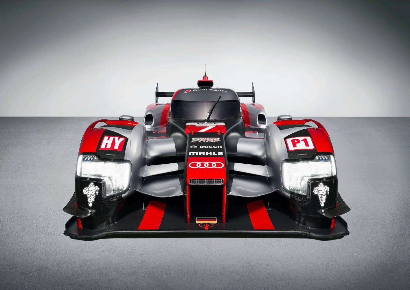 Audi Cars News Audi S Latest R18 Lmp1 Car Is The