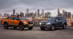 chevrolet colorado xtreme and trailblazer premier
