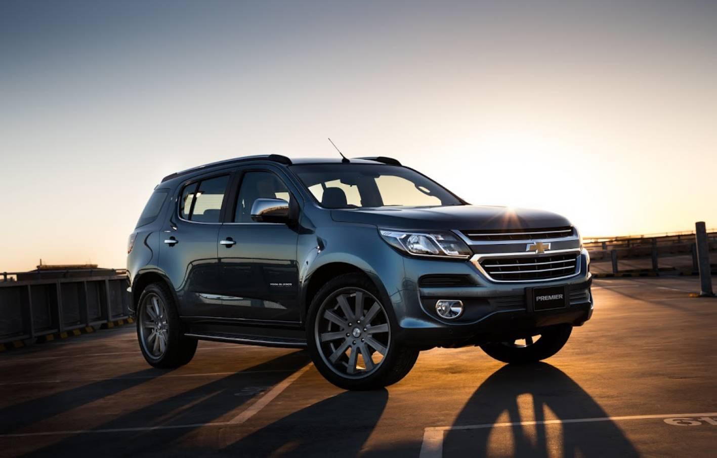 Oz-designed Chevrolet Colorado Xtreme & Trailblazer ...