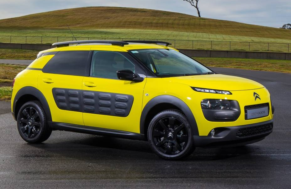 Citroen Cars News C4 Cactus On Sale From A Modest 26 990