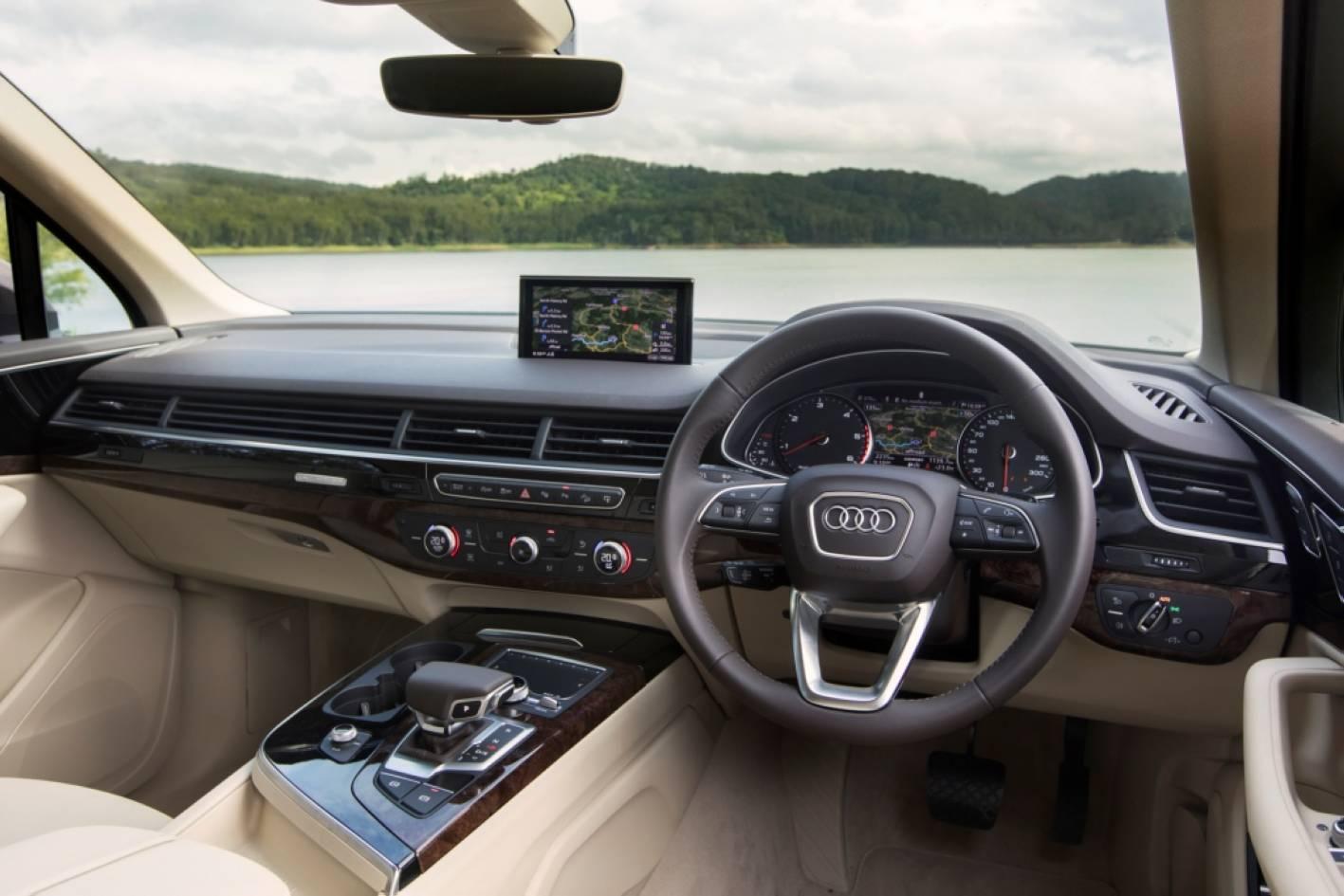 Audi Introduces Cheaper Less Powerful 160kw Q7 In Australia