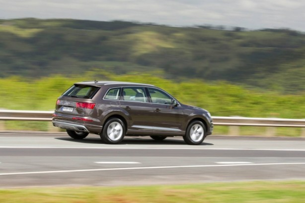 audi introduces cheaper less powerful 160kw q7 in australia. Black Bedroom Furniture Sets. Home Design Ideas