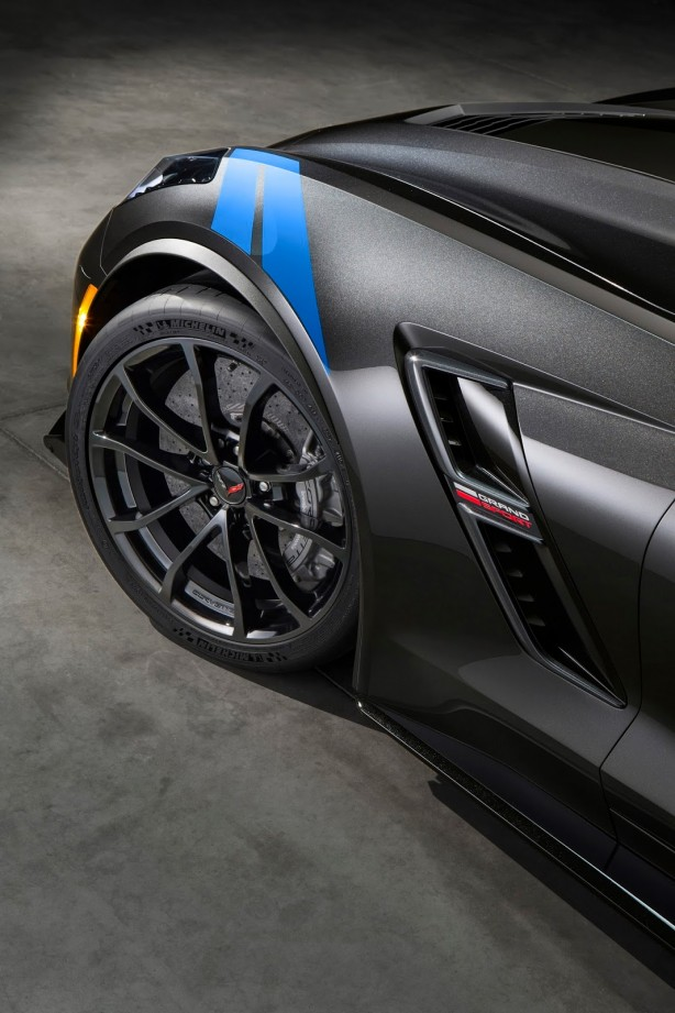 forcegt 2016 chevrolet corvette grand sport wheel