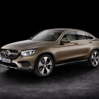 forcegt 2016 mercedes-benz glc coupe front quarter-1