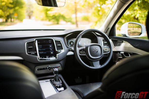 forcegt 2016 volvo xc90 interior