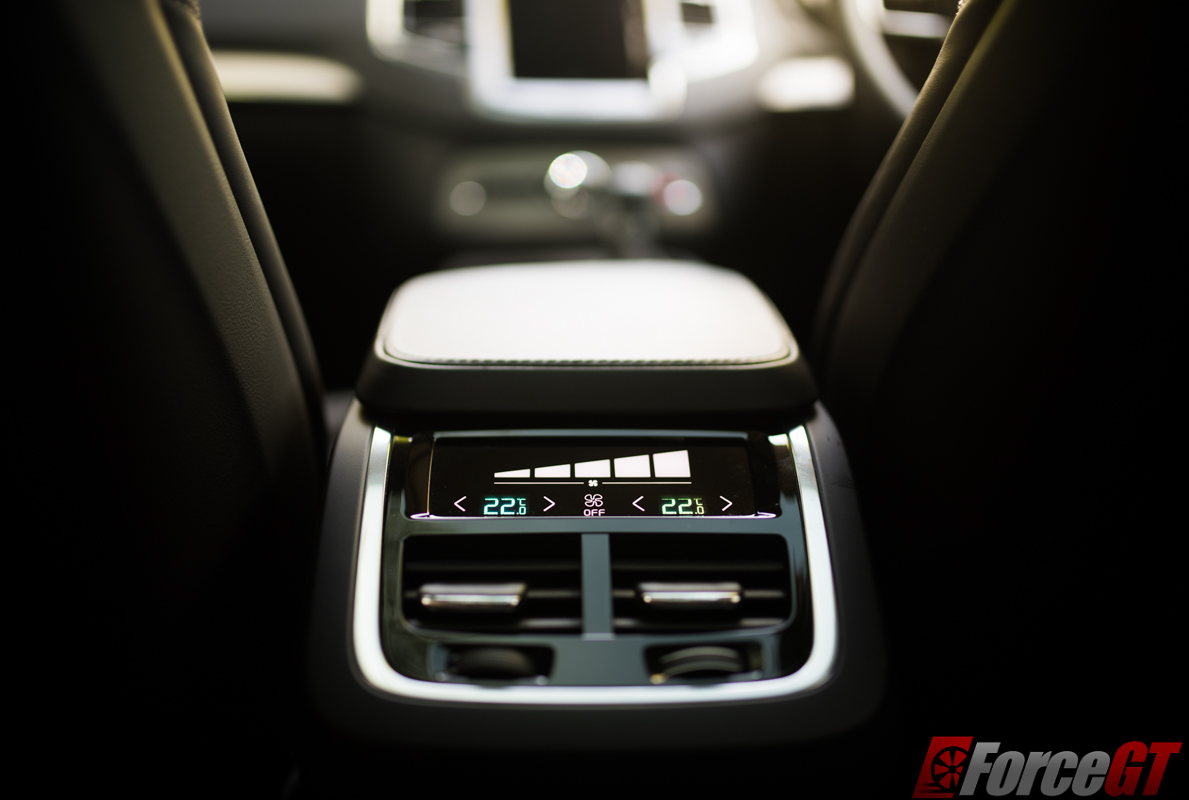 Forcegt Volvo Xc Rear Climate Control