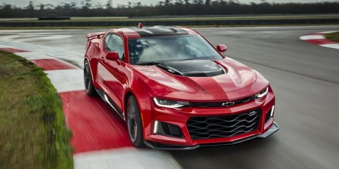 2017 Chevrolet Camaro ZL1 smashes old model's Nurburgring time [video]