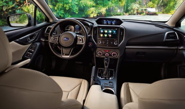 forcegt 2017 subaru impreza sedan interior