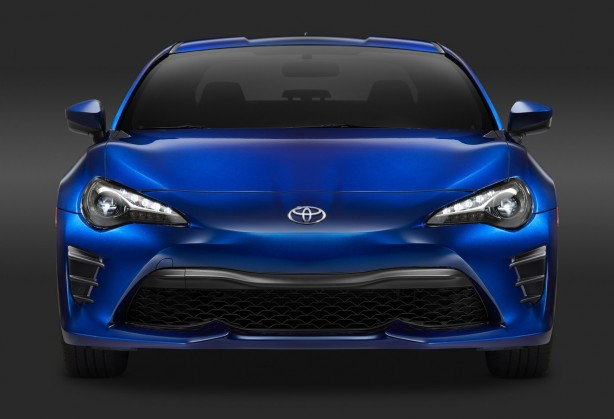 forcegt 2017 toyota 86 front