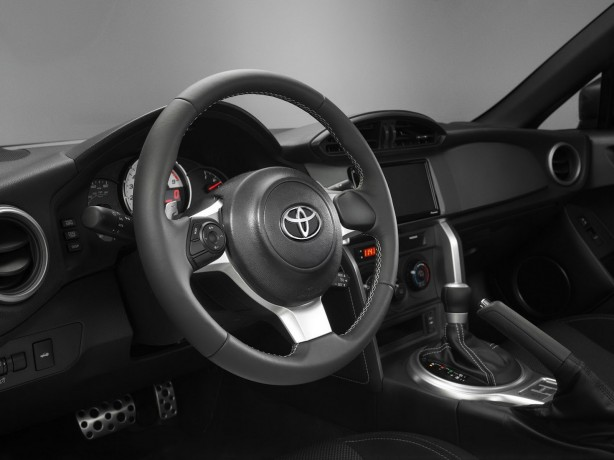 forcegt 2017 toyota 86 interior