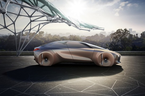 forcegt bmw vision next 100 concept side-2