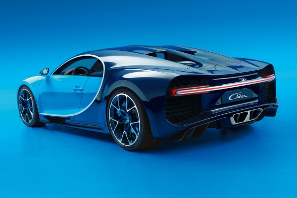 forcegt bugatti chiron rear quarter