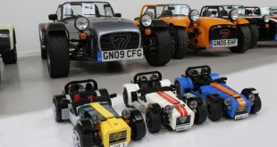 forcegt caterham seven lego - main