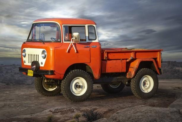 Jeep® FC 150 Heritage Vehicle