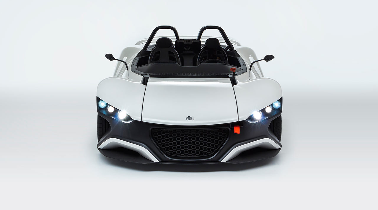 A Look At Mexico S Own Supercar The Vuhl 05