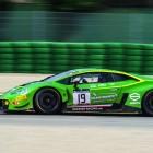 #19 GRT GRASSER RACING TEAM (AUT) LAMBORGHINI HURACAN GT3 LUCA STOLZ (DEU) MICHELE BERETTA (ITA)