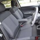 2016 Citroen C4 Cactus front seats