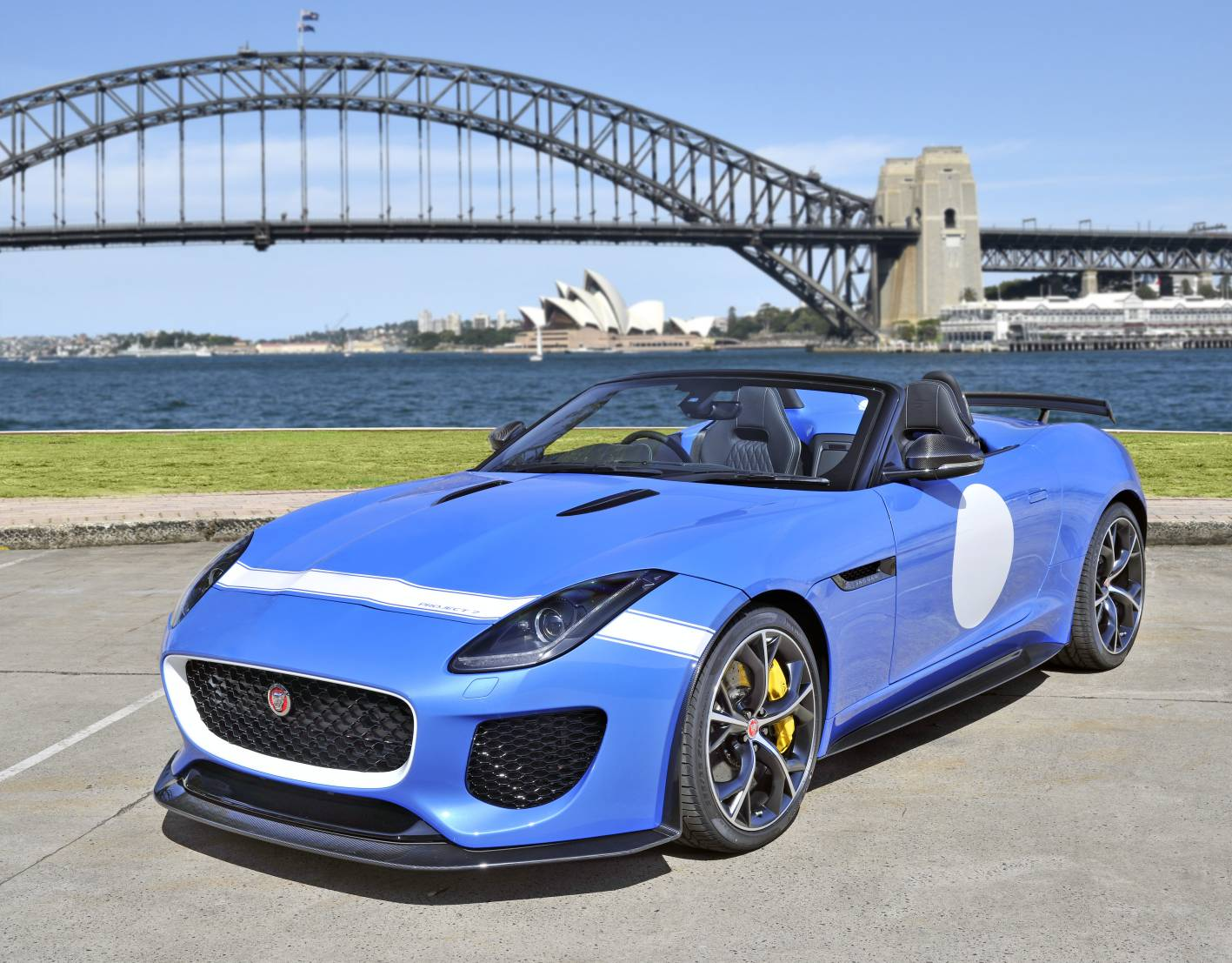 limited edition jaguar f type project 7 destined for australia. Black Bedroom Furniture Sets. Home Design Ideas