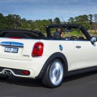 2016 mini cooper s convertible rear quarter