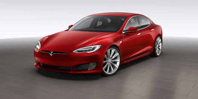Tesla rolls out Ludicrously Quick Model S and Model X P100D