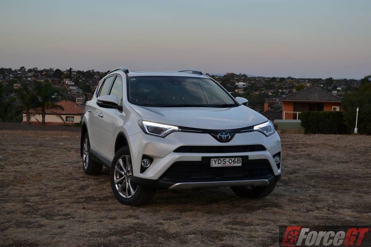 test toyota xle review awd road